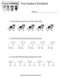 index of images worksheets numbers
