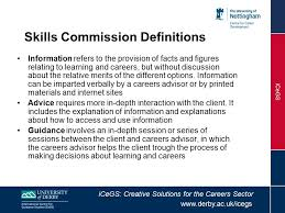 Counselling Studies And Skills Derby Icegs Creative Solutions For The Careers Sector Icegs Treading