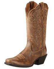 womens square toe boots size 11 cowboy boots for s boots