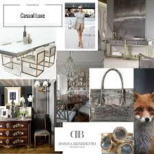casual luxe inspiration board u2014 donna benedetto designs