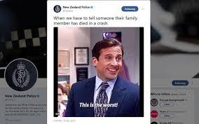 Tweet Meme - police tweet we got it completely wrong radio new zealand news