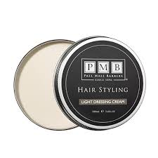 light dressing cream 100ml styling products for men