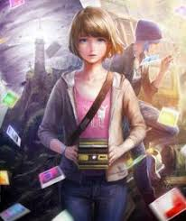 maxine caulfield life is strange wallpapers mysteries from a strange life by cloudnixus deviantart com on