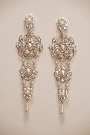 bridal clip on earrings clip on earrings for wedding 5 sheriffjimonline