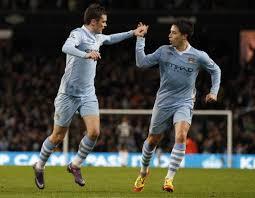 Manchester City Fulham vidéo but (3-0)