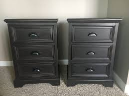bedroom furniture sets simple bedside table round nightstand