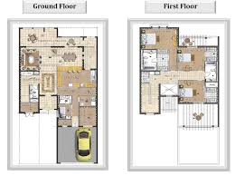 Town House Plans Attractive Design 3 Bedroom Townhouse Bedroom Ideas
