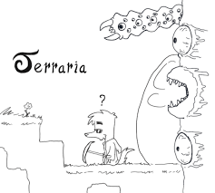 tereria coloring pages free coloring