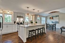 cost to build kitchen island kitchen cabinets ideal distance between kitchen island and
