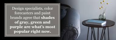 hottest paint colors of 2017 shoreline painting