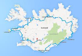 Iceland Map World Iceland U0027s 10 Most Breathtaking Landscapes