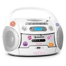 cd player für kinderzimmer test kassetten mp3 cd player usb kinder radio boombox stereo anlage