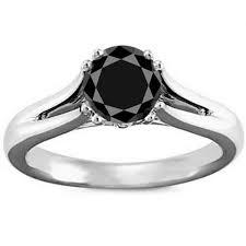 black diamond wedding ring black diamond wedding ring ebay