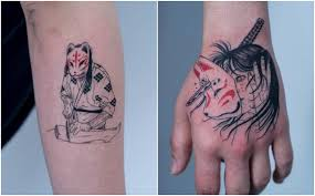 tattoos to express your for the in the macabre