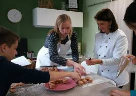 cours de cuisine valenciennes saultain sylvie vous donne des cours de pâtisserie chez l
