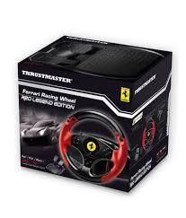 barbie ferrari buy thrustmaster ferrari racing wheel red legend edition pc ps3