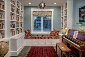 reading nook with beautiful view is the perfect place to relax and