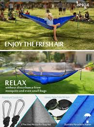 Replacement Hammock Bed Amazon Com Camping Hammock With Mosquito Bug Netting Tent Ispecle