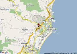 aanuka resort map map of breakfree aanuka resort coffs harbour