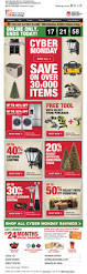 home depot black friday 2011 ad 50 best holiday email campaigns images on pinterest email design