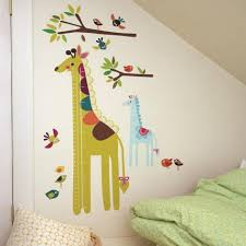 baby nursery decorative kids growth chart also as wall decor
