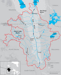St Lawrence River Map Policy Briefs English U2013 Program On Water Governance