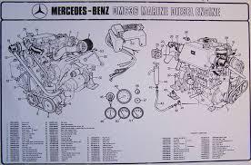 mercedes engine parts mercedes om 636 marine diesel parts lancaster lancashire