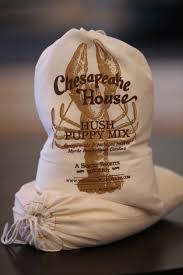 chesapeake house hush puppy mix