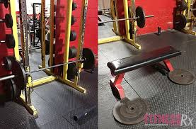 Weight Bench With Spotter Hip Thrust With No Spotter Fitnessrx For Women