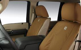 Ford F150 Truck Covers - work it ford carhartt team up on new f 150 seat covers