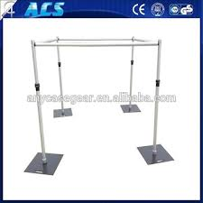 Wedding Backdrop And Stand Adjustable Pipe And Drape Wedding Backdrop Pipe Stand Cheap Pipe