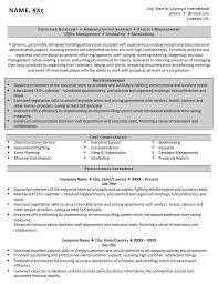 Administrative Support Resume Examples by Executive Assistant Resume Example And 5 Tips To Writing One Zipjob