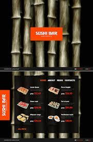 sixthlife 30 asian restaurant website templates