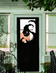 On Sale Halloween Decorations by Halloween Door Decor Scary Halloween Decorations Halloween
