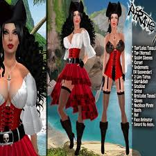 Pirate Woman Halloween Costumes Marketplace Female Costume Pirate Woman Lolas