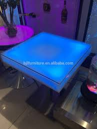glass top led wedding table glass top led wedding table suppliers