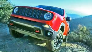 floating jeep 2015 jeep renegade off road demo youtube