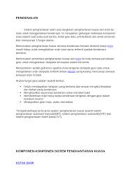 sistem penghantaran kuasa documents