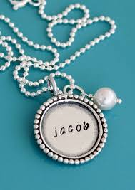 personalized sterling silver jewelry personalized sted necklaces sterling silver sted