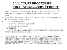 A Bench Trial Is Heard By Chapter 18 The Federal Judiciary I The National Judiciary A