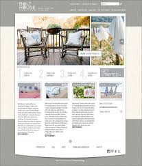 bolt house textiles website red letter marketing