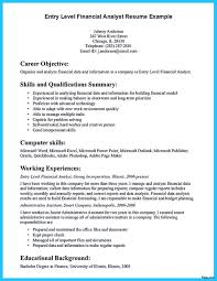 financial analyst resume exles 2 financial analyst resume summary sle awesome exle of senior