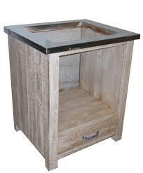 meuble cuisine pour plaque de cuisson table en image homewreckr co