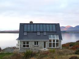 eco friendly house beside the sea in homeaway county galway