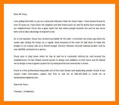 8 personal letter templates self introduce