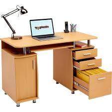 Desk With Top Shelf Furniture Modern Computer Desk Home Office Altra Dakota L Shaped
