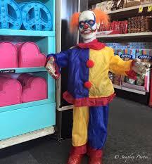scary clown at cvs wordless wednesday u2013 soapboxville 2 0