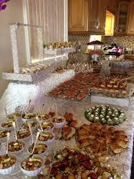 wedding platters food decoration for wedding food