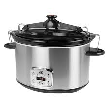 black friday slow cooker shop slow cookers at lowes com