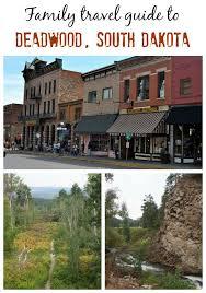 South Dakota travel tips images Family guide to deadwood south dakota pitstops for kids jpg